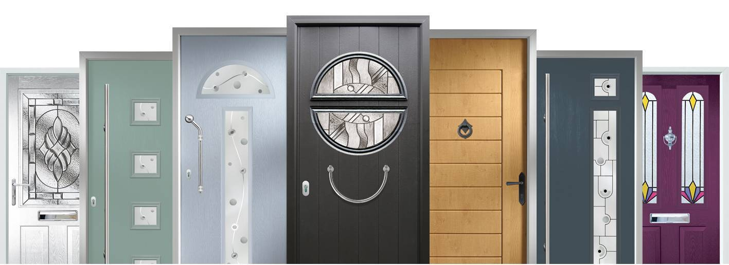 Composite doors - Solidor