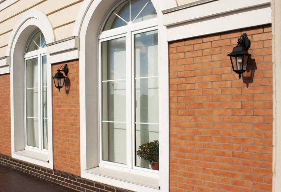 rehau windows - u-values